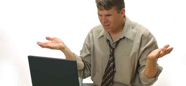 ¿Qué está mal en tu web?